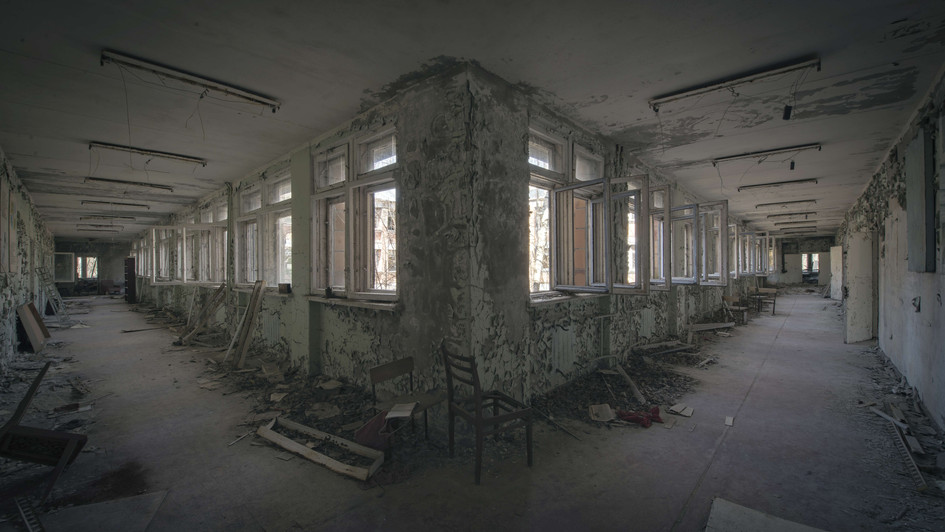 'Corridors and Windows'