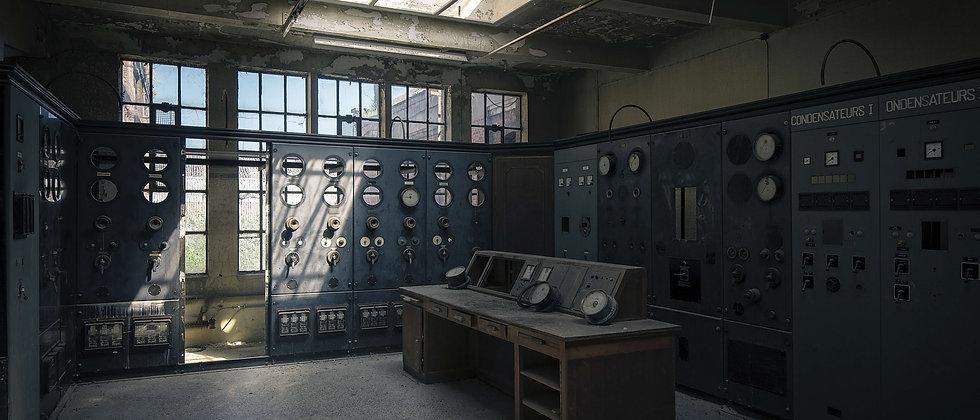 Abandoned Derelict Control Room Belgium Urban Explorer Exploring Photo Photographer Taken By Me Photography