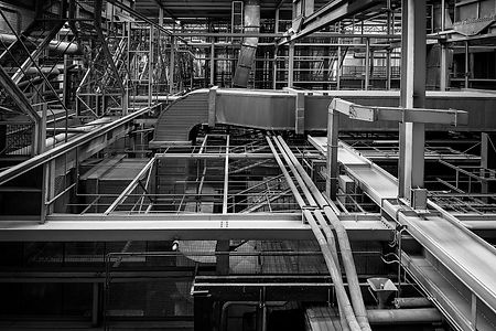 takenbymephotography Abandoned Power Station Urban Explorer Photographer