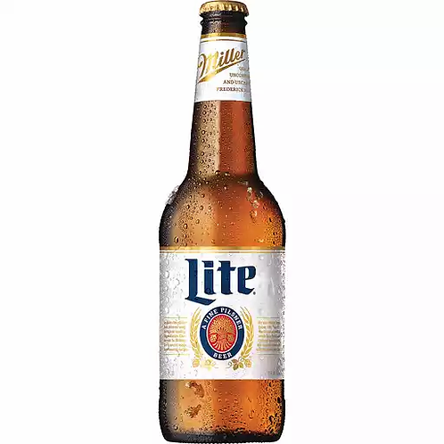 Miller Light 12oz