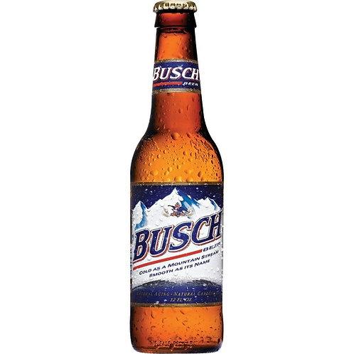 Busch Beer 12oz