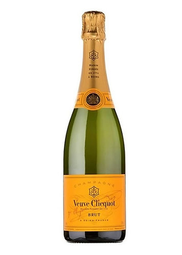Veuve Clucqout Yellow
