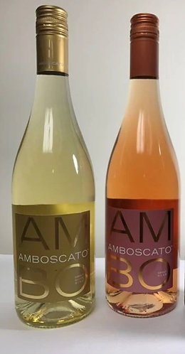 AMBO Pink or White Moscato
