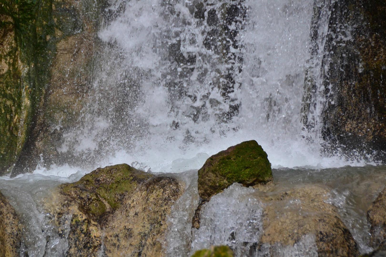 Le cascate delle Fergie