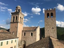 La torre e la cattedrale