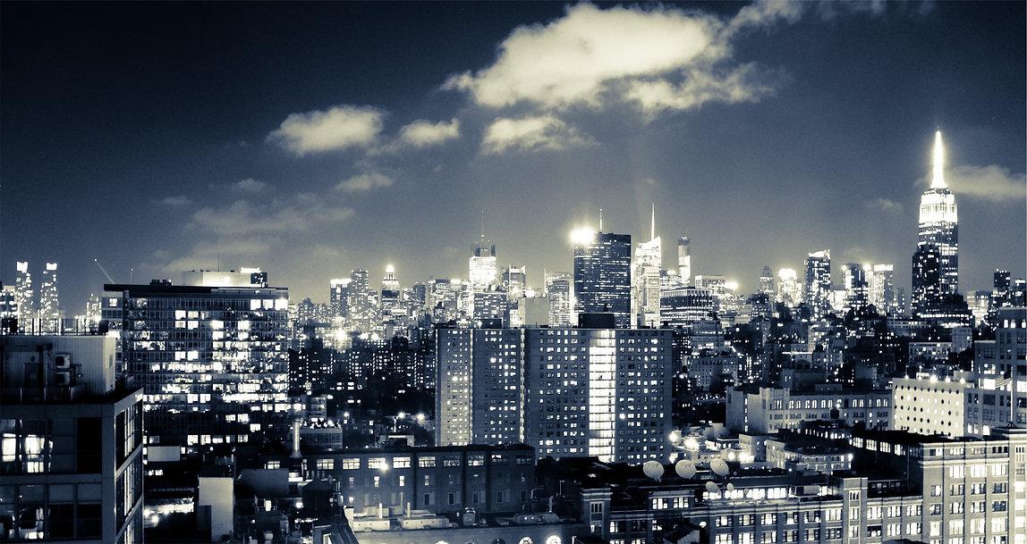 Made in New York Skyline