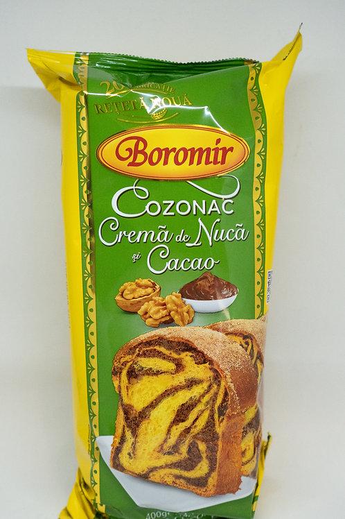 Boromir - Cozonac Crema de Nuca si Cacao 400gr