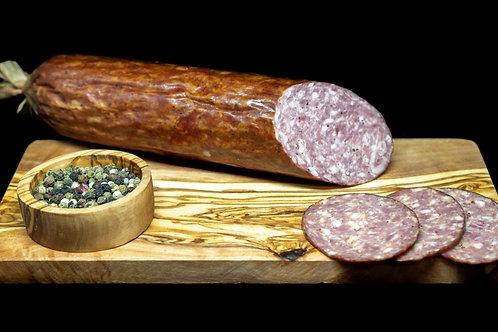 Salami -rund en varkens