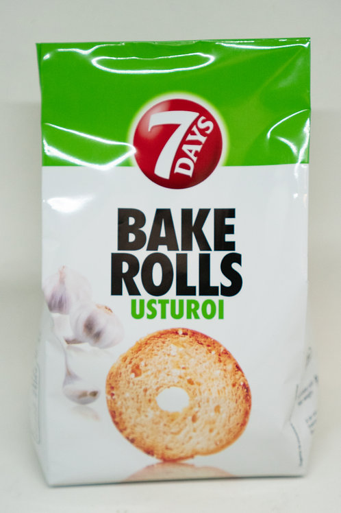 7 Days Bake Rolls - Usturoi