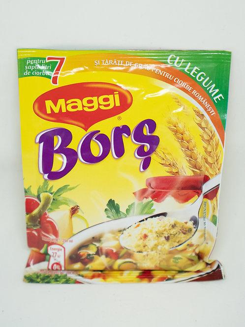 Maggi - Bors cu Legume 70gr