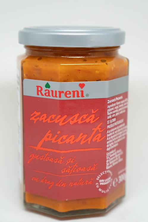 Raureni - Zacusca Picanta 300gr