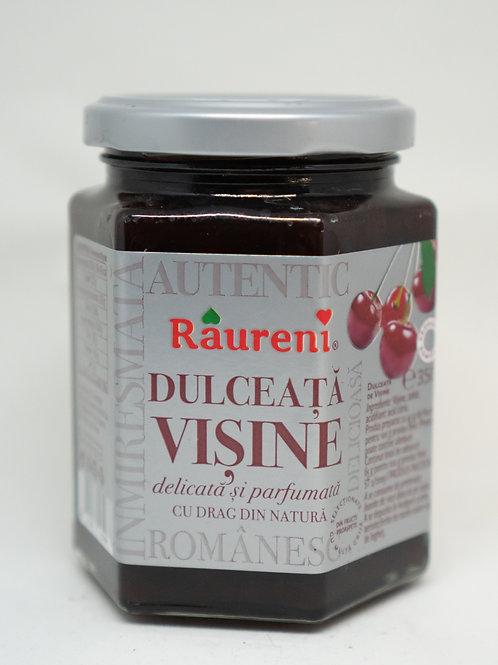 Raureni - Dulceata de Visine 350gr