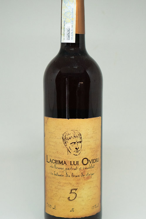 Lacrima lui Ovidiu - Rode Wijn