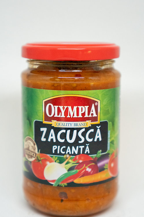 Olympia - Zacusca Picanta 300gr