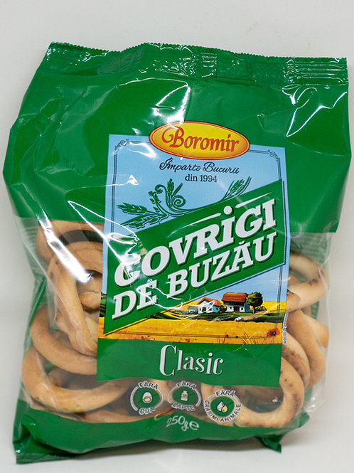 Boromir - Covrigi de Buzau CLASSIC 250gr