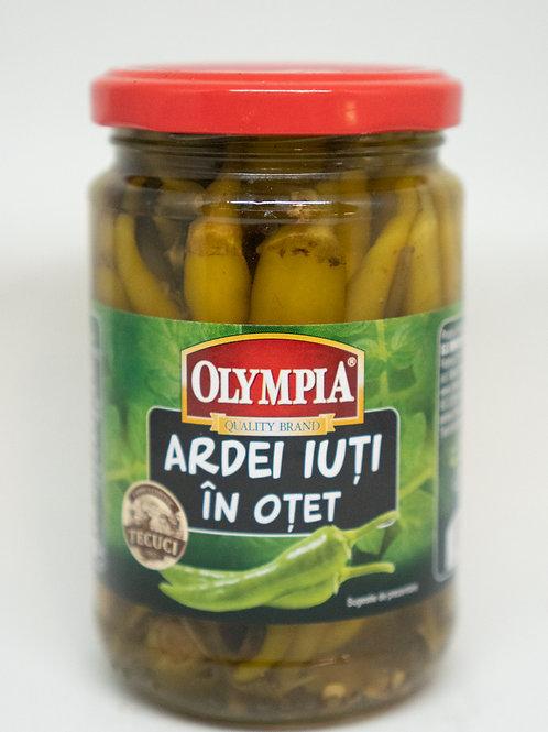 Olympia - Ardei Iuti in Otet 314ml