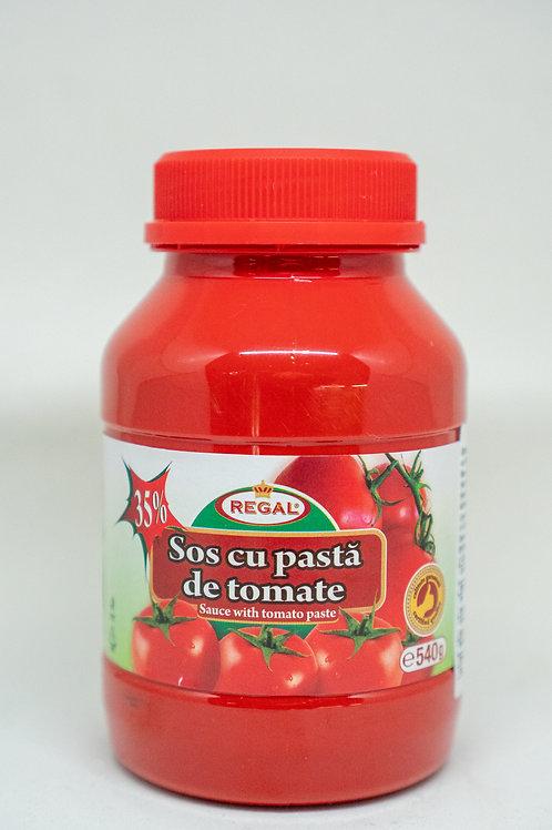 Regal - Sos cu Pasta de Tomate 540gr