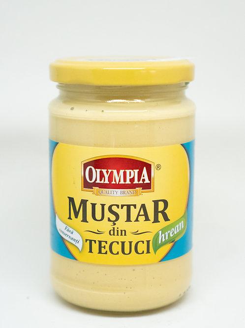 Olympia - Mustar din Tecuci cu Hrean 300gr