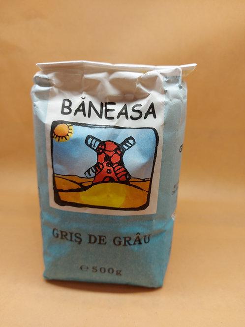 Baneasa - Gris de Grau 500gr