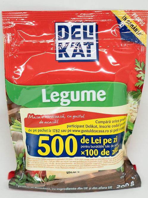 DELIKAT - Legume MARE 400gr