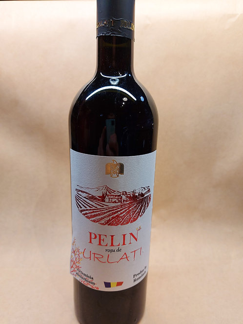 Pelin de Urlati - Rode Wijn
