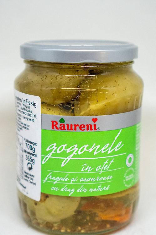 Raureni - Gogonele in Otet 680g