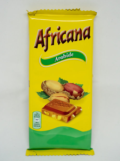 Africana cu Arahide