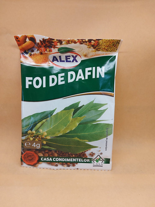 Alex - Foi de Dafin 4gr