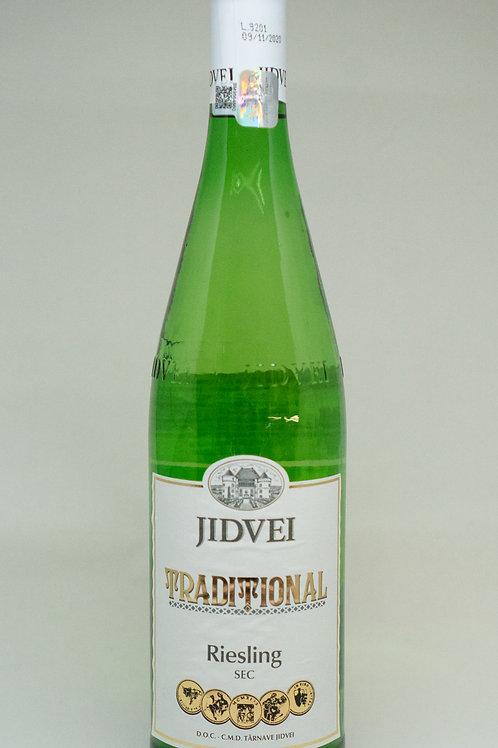 Jidvei Traditional - Riesling Sec Witte Wijn