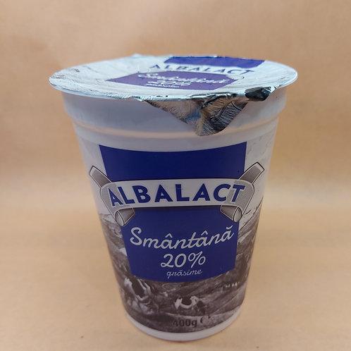 Albalact - Smantana 20% 400gr