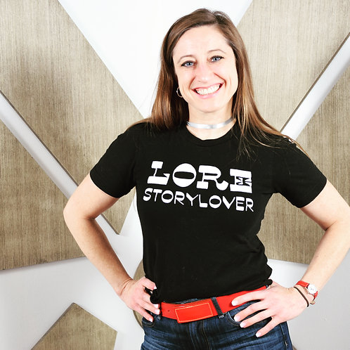 LORE Storylover T-Shirt