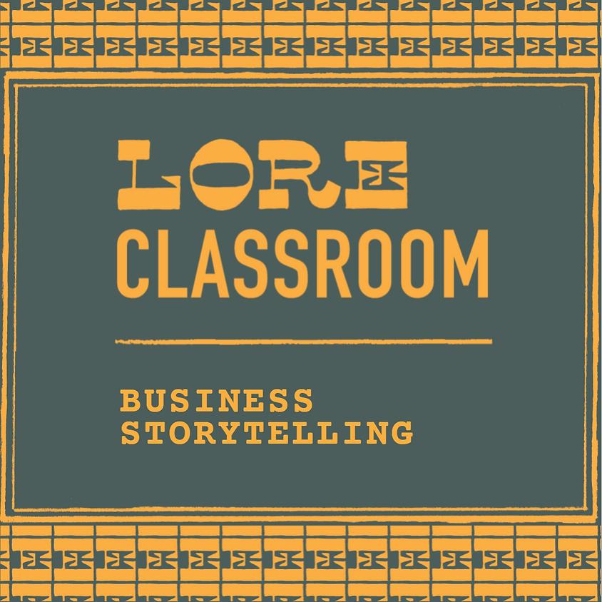 Full Day Business Storytelling Workshop