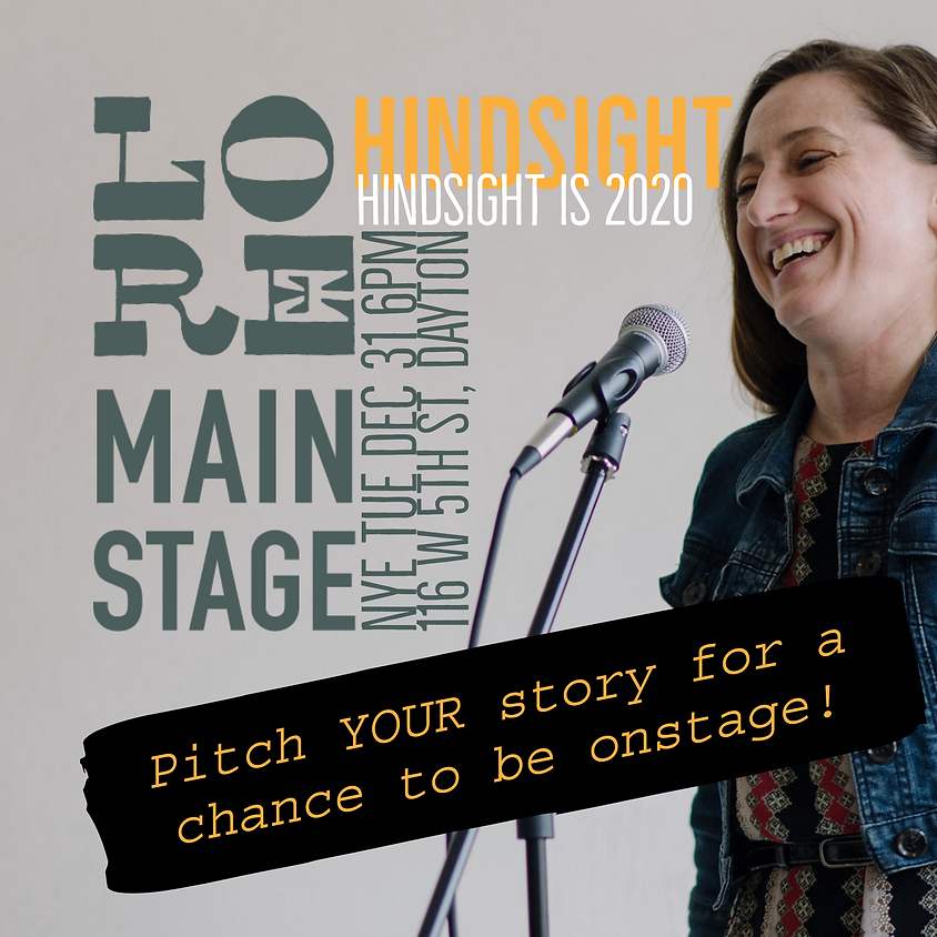 Pitch Night for NYE: HINDSIGHT