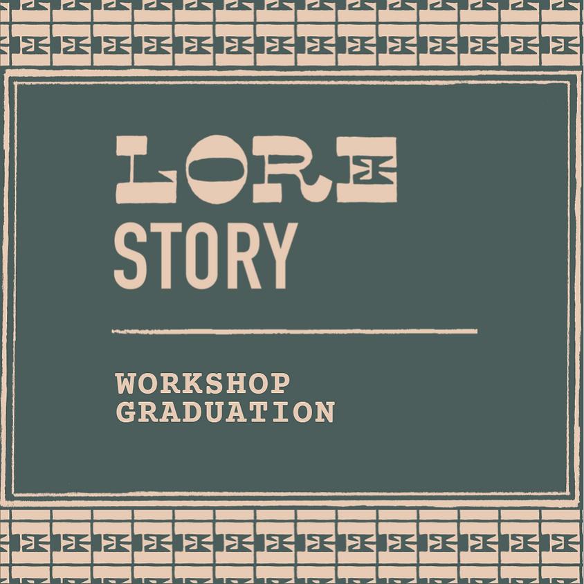 Workshop Graduation (November)