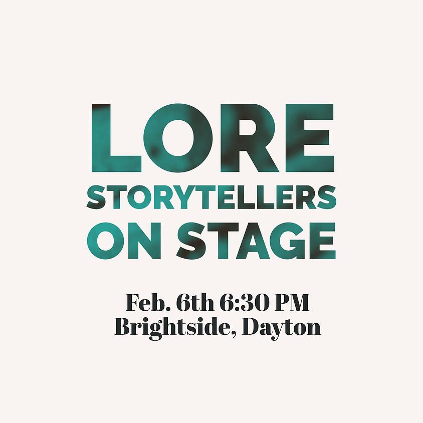 LORE Storytelling Event