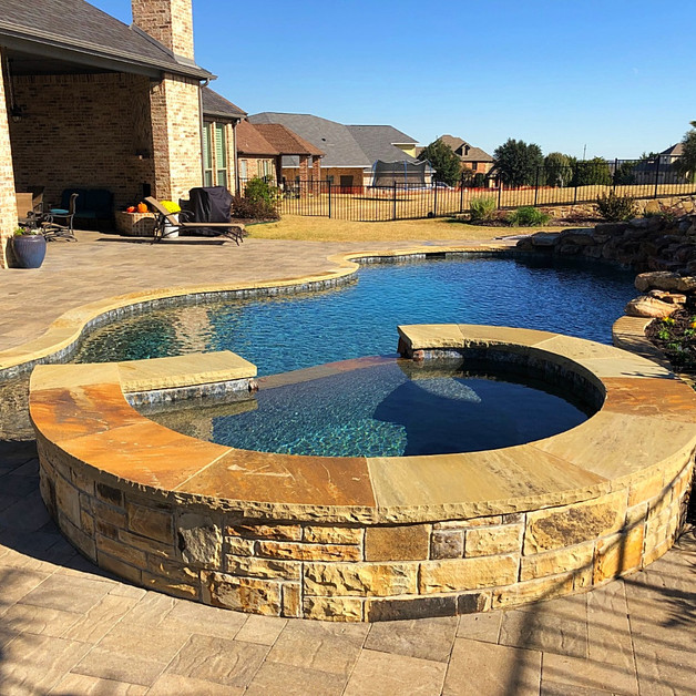 We will serve you with everything you need to know about building your custom pool.