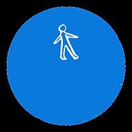 WalkWithMe Blue