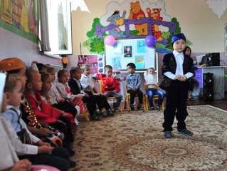 Выставка ко дню языков проходит в детском саду «Еркем- Ай»