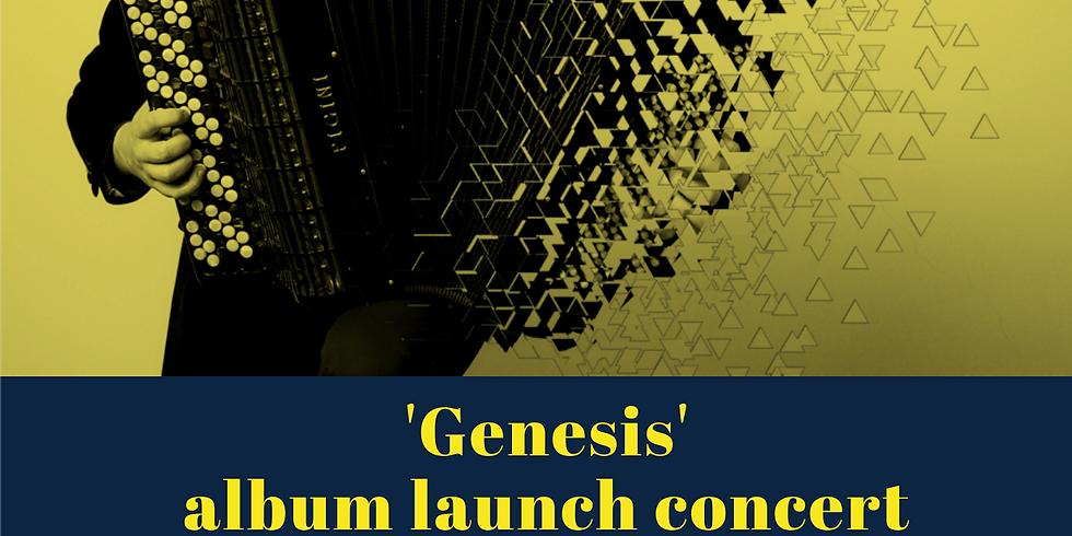 Genesis album Launch