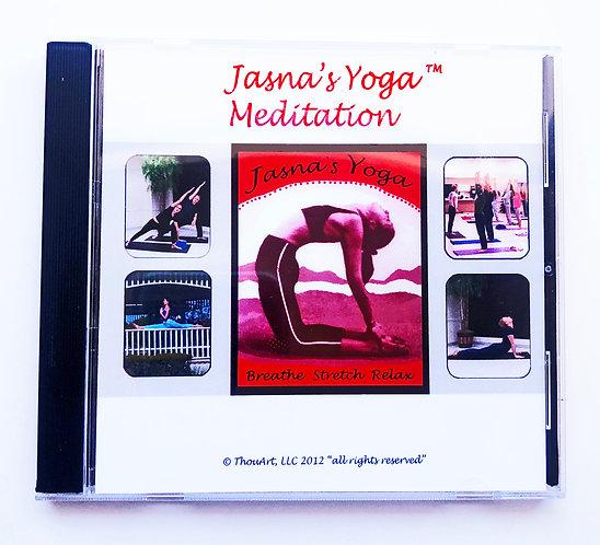Jasna's Yoga Meditation CD