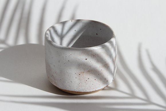Small Speckled Planter
