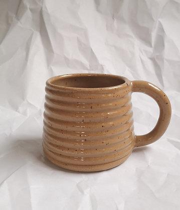 Large Ridge Mug