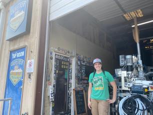 Galveston's Own Female Brewer
