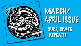 Spring is in the air - Surf, Skate, Repeat