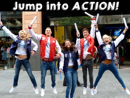 Get Excited About Promotion!!  Why your business needs a promo team !@#$