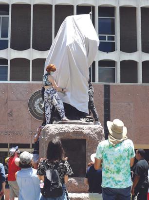 Galveston Monument Project