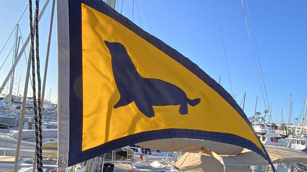 Seal Beach Yacht Club Burgee
