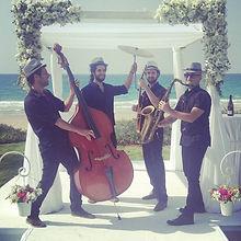הרכב ג'אז לחתונה