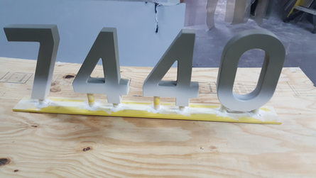 Free-standing Wholesale Channel Letters