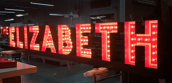 Marquee Channel Letter Wholesale